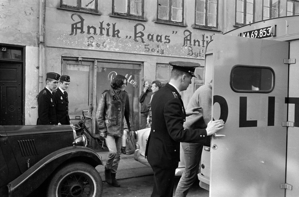 1967 politi