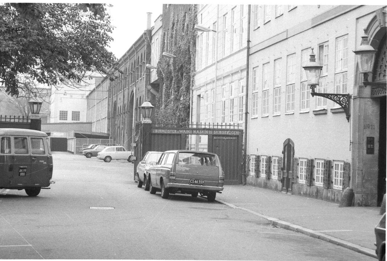 1978 burmeister