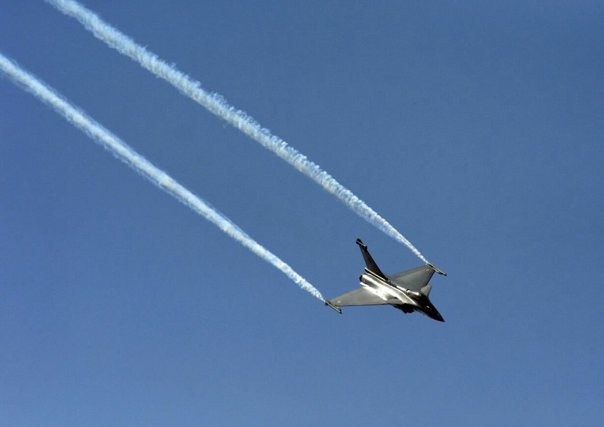 FRANCE-TRANSPORT-AVIATION-AIRSHOW