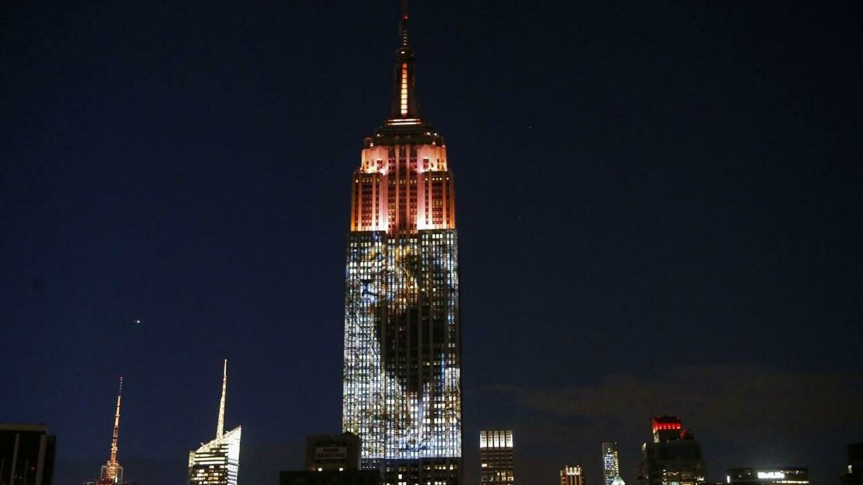US-ART-SOCIETY-EMPIRE STATE BUILDING