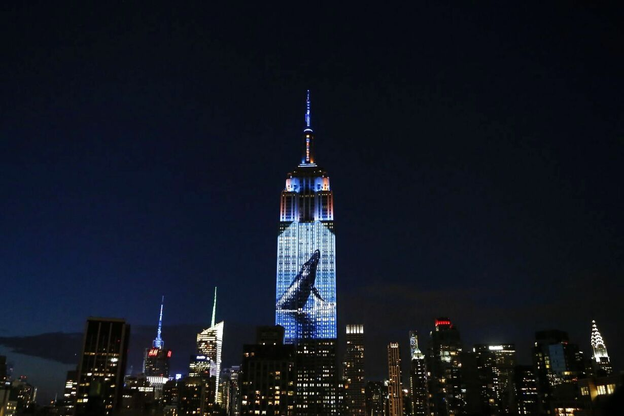 TOPSHOTS-US-ART-SOCIETY-EMPIRE STATE BUILDING
