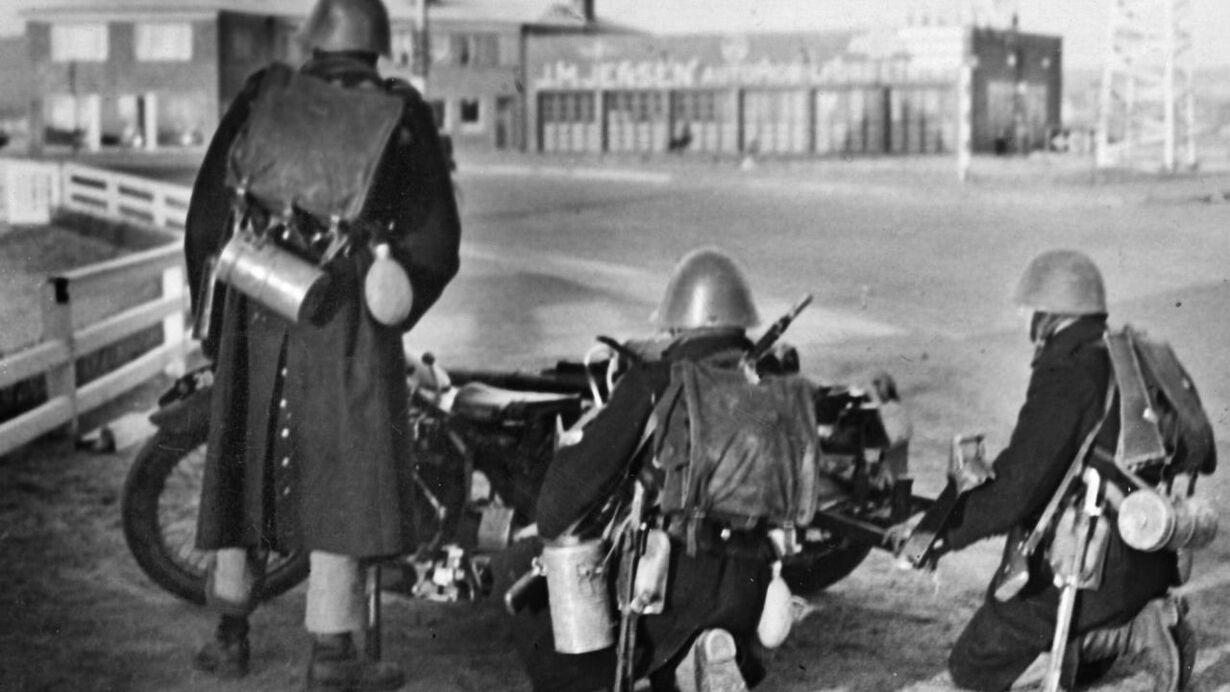 75 året for den tyske besættelse