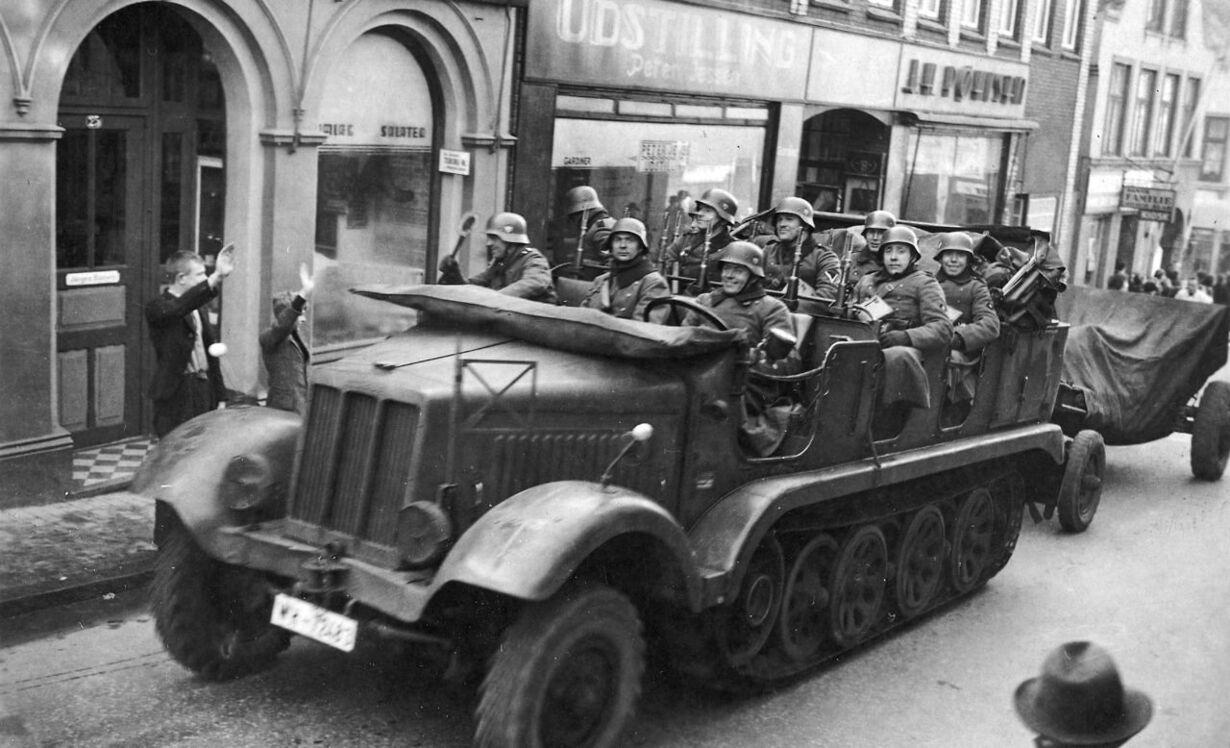 75 året for den tyske besættelse De5år