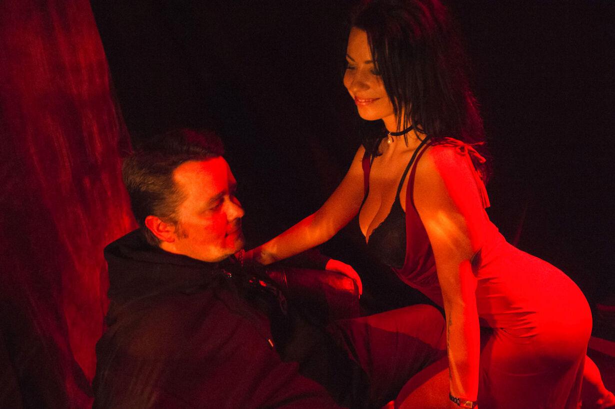 Sexmesse i Valbyhallen