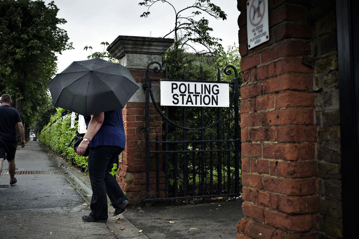 Valg i Storbritannien