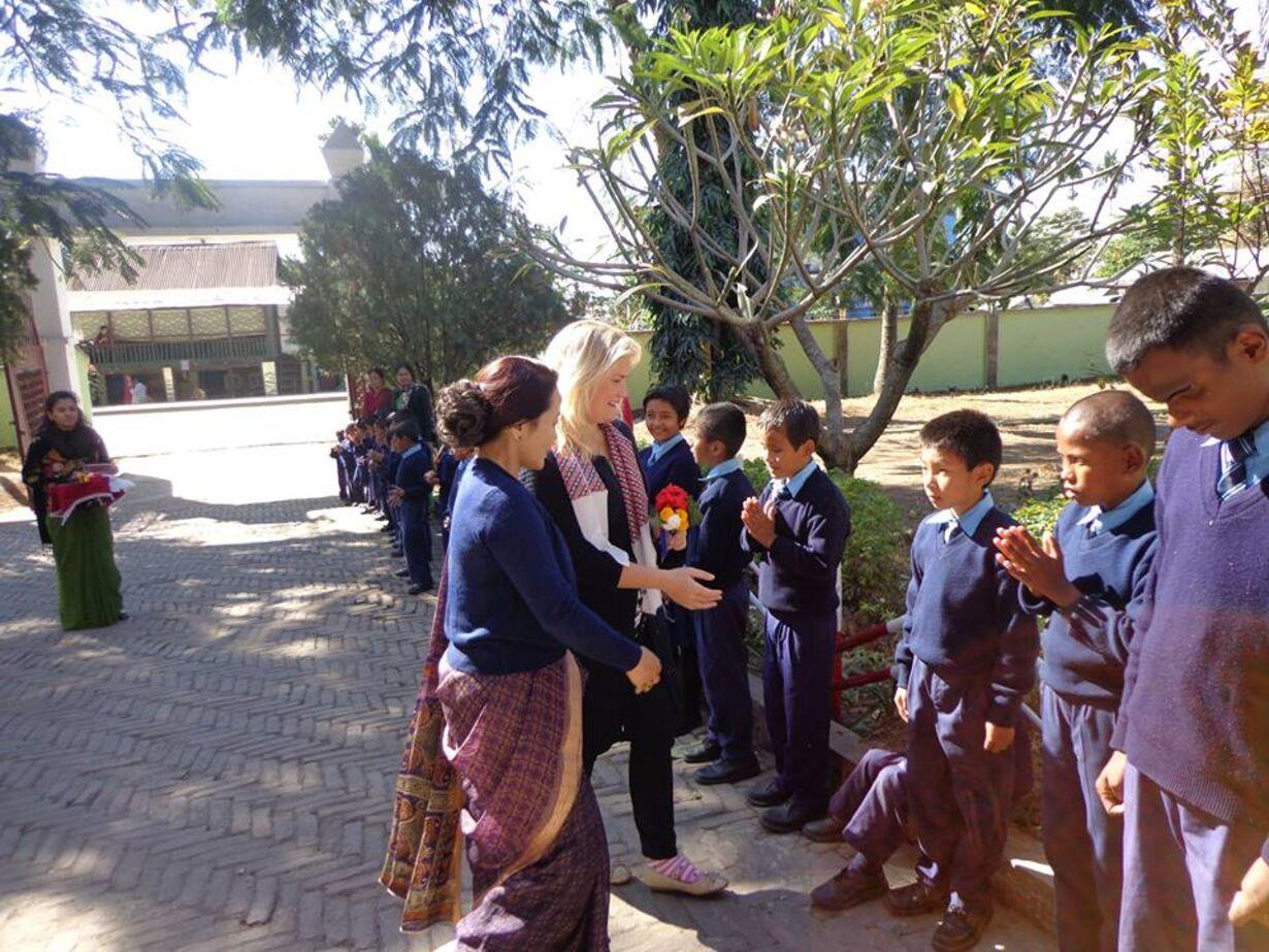 Skole for Blinde