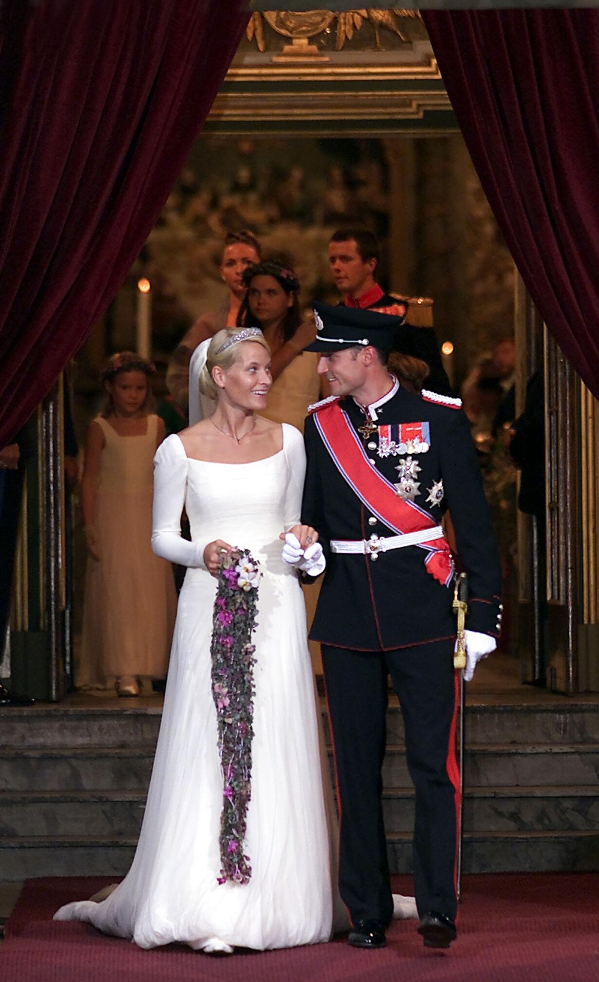 NORWAY ROYALS WEDDING