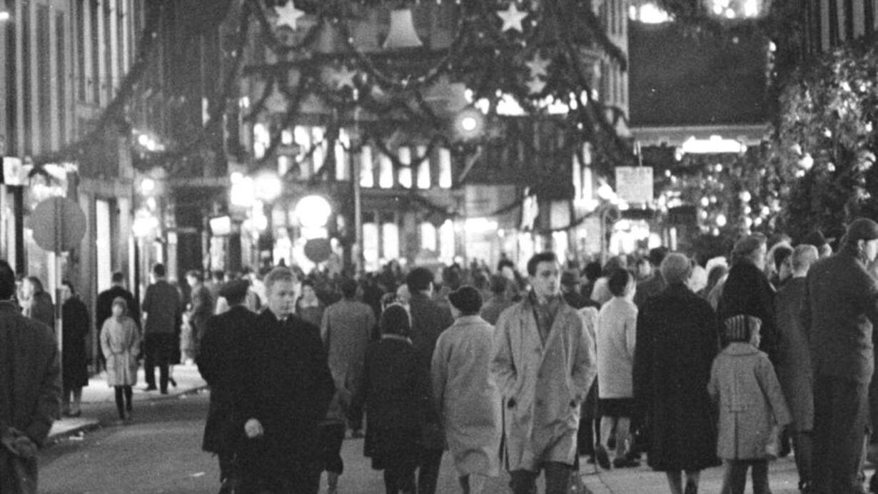 Se billederne: Jul 'i gamle dage' i København - 1