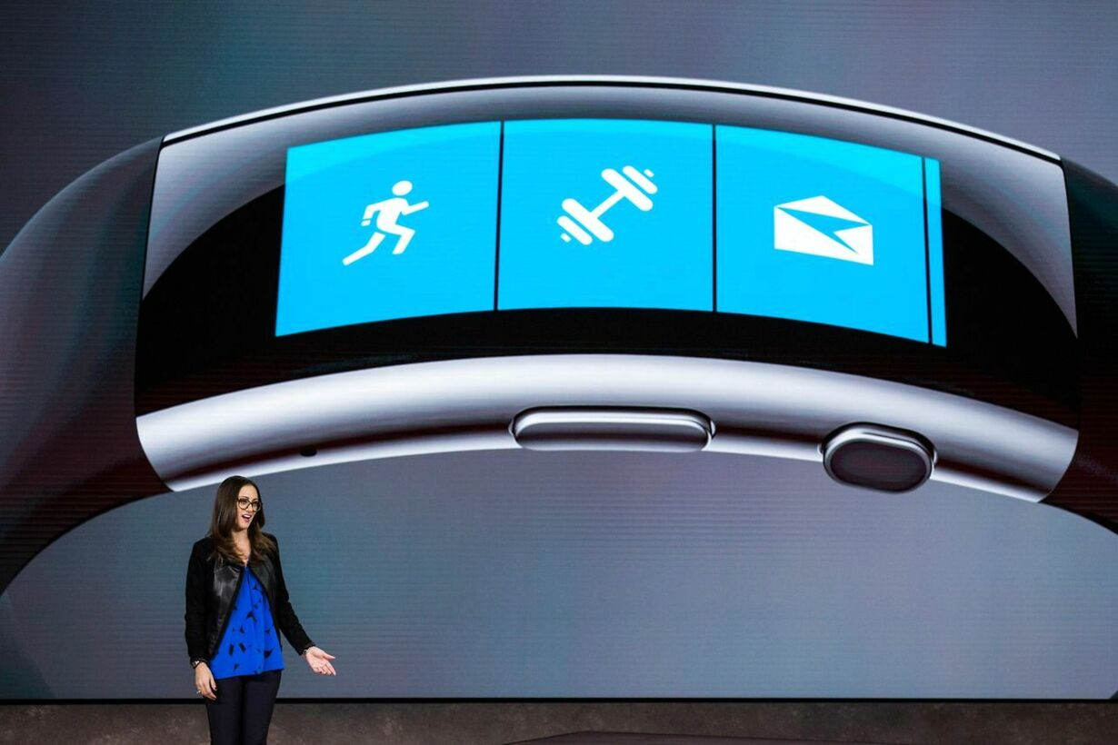 US-MICROSOFT-UNVEILS-NEW-DEVICES-POWERED-BY-WINDOWS-10