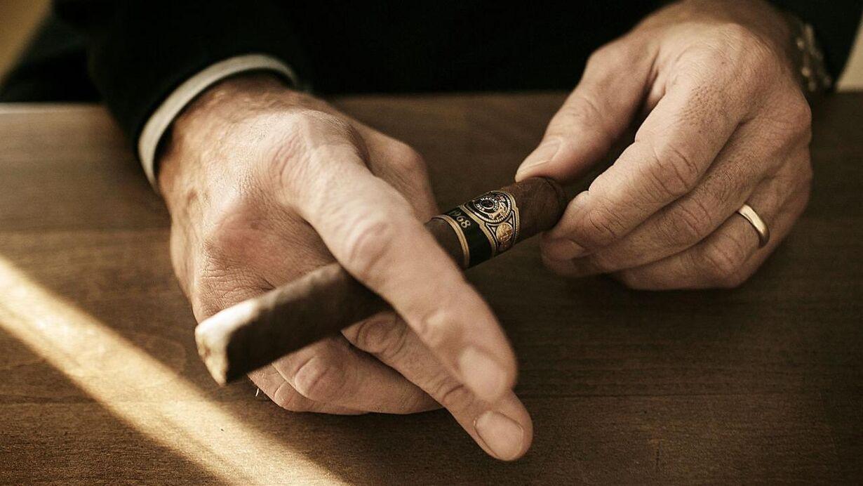 Anders Colding Friis, adm. direktør Scandinavian Tobacco Group.