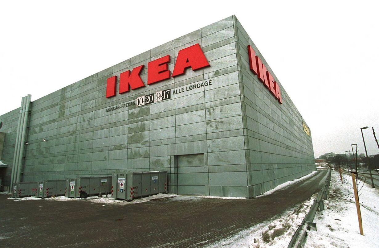 TIL NPF/SALG LENE SCHLØTT 2/4 IKEA