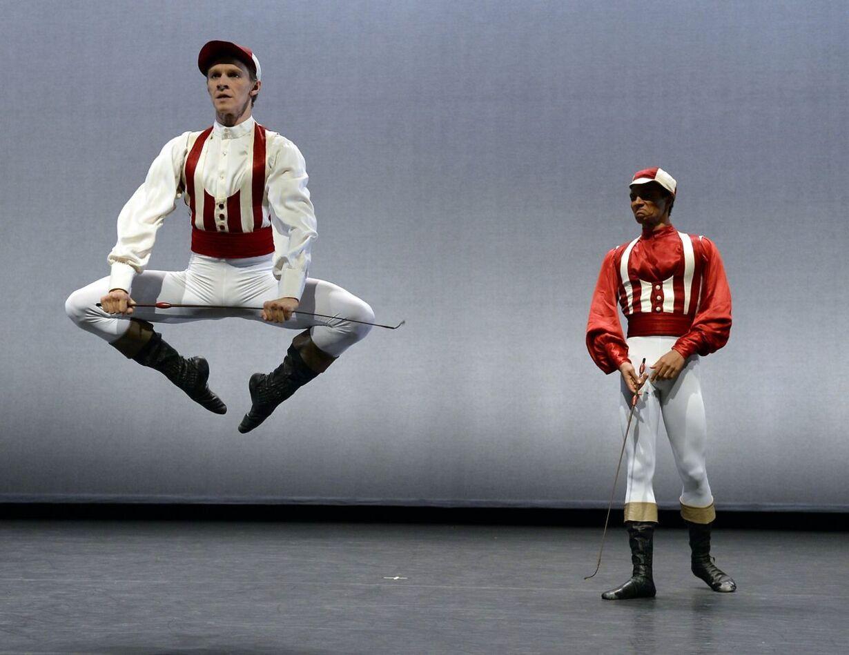 Ballet US-DANCE-ROYAL DANISH BALLET: PRINCIPALS AND SOLOIST