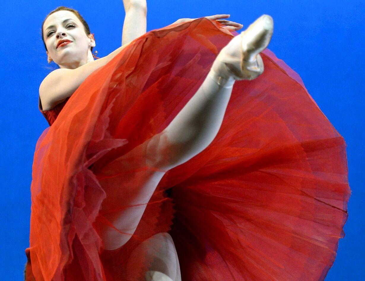 Ballet US-ENTERTAINMENT-DANCE-ROYAL DANISH BALLET