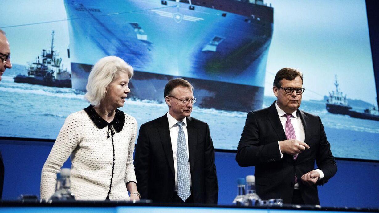 A.P. Møller-Mærsk Generealforsamling 2015