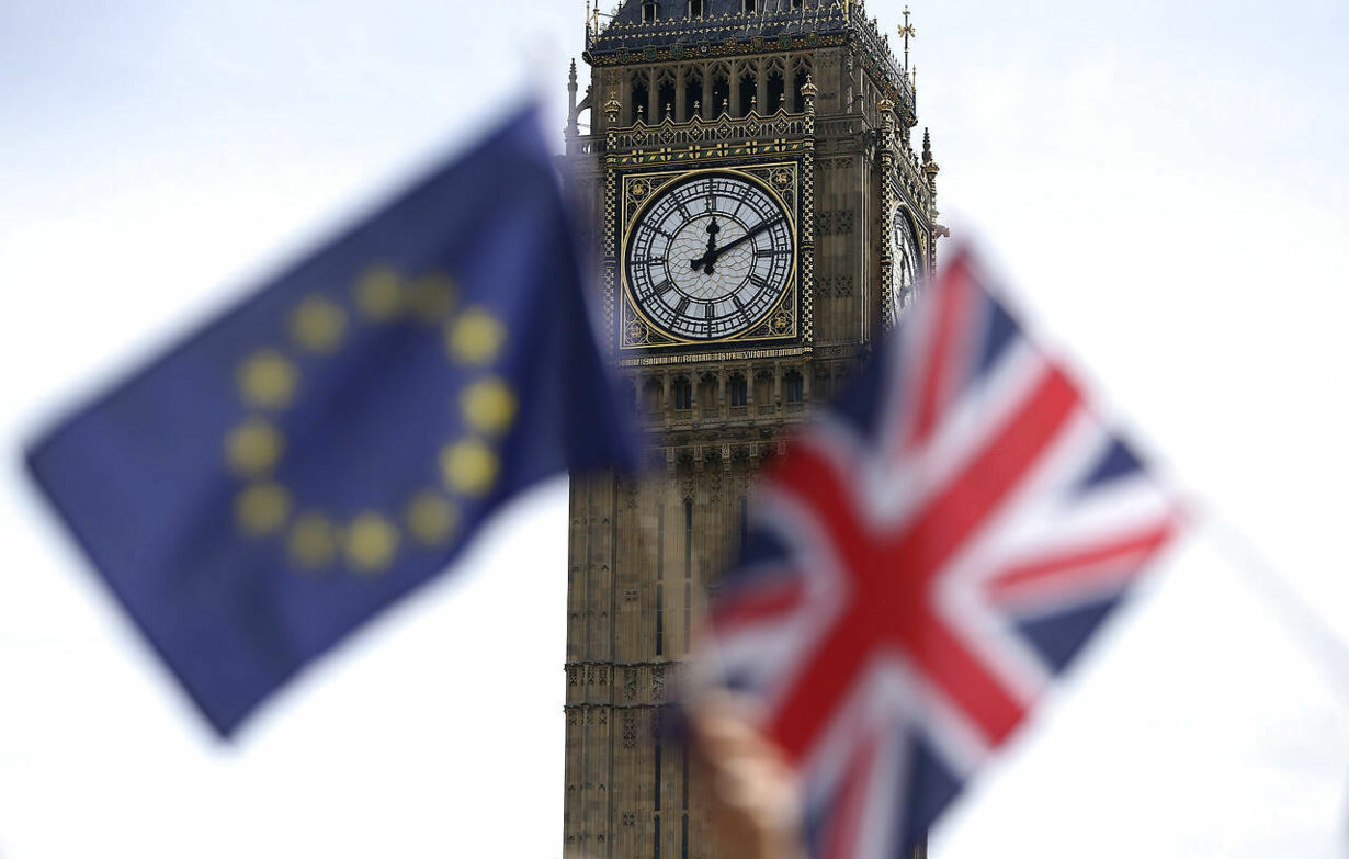 Brexit-afgørelsen nærmer sig