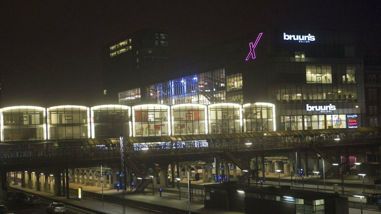 10. Bruuns Galleri, Aarhus