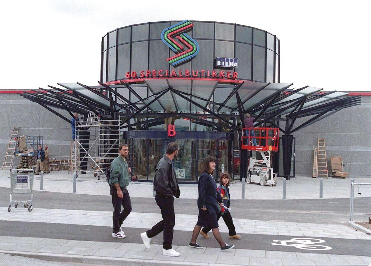 2. Aalborg Storcenter