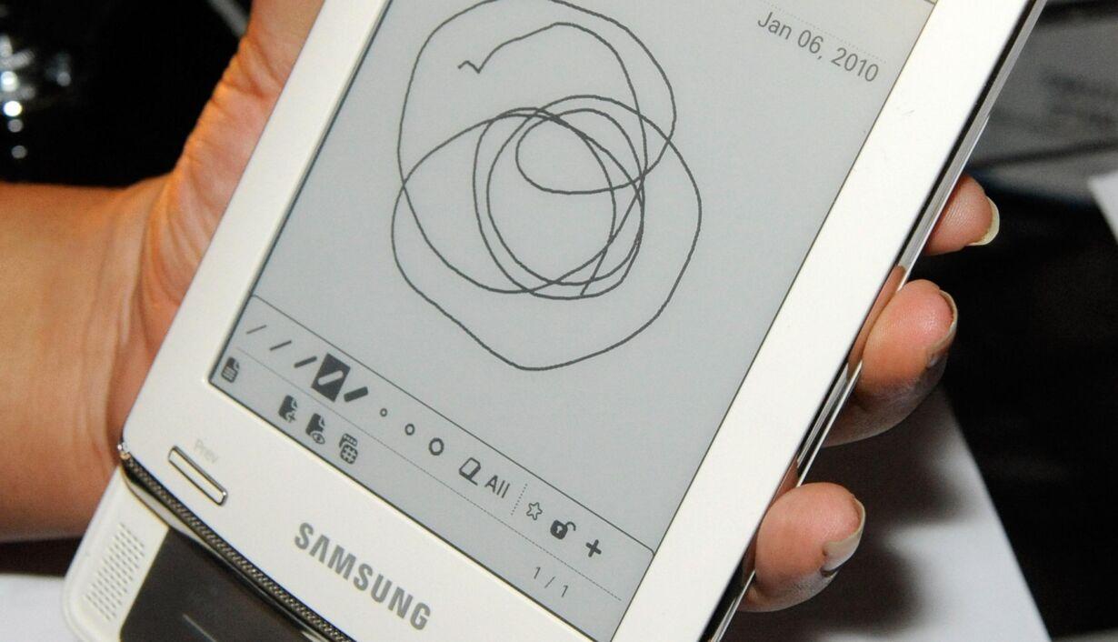 pix-Samsung e-bogslæser