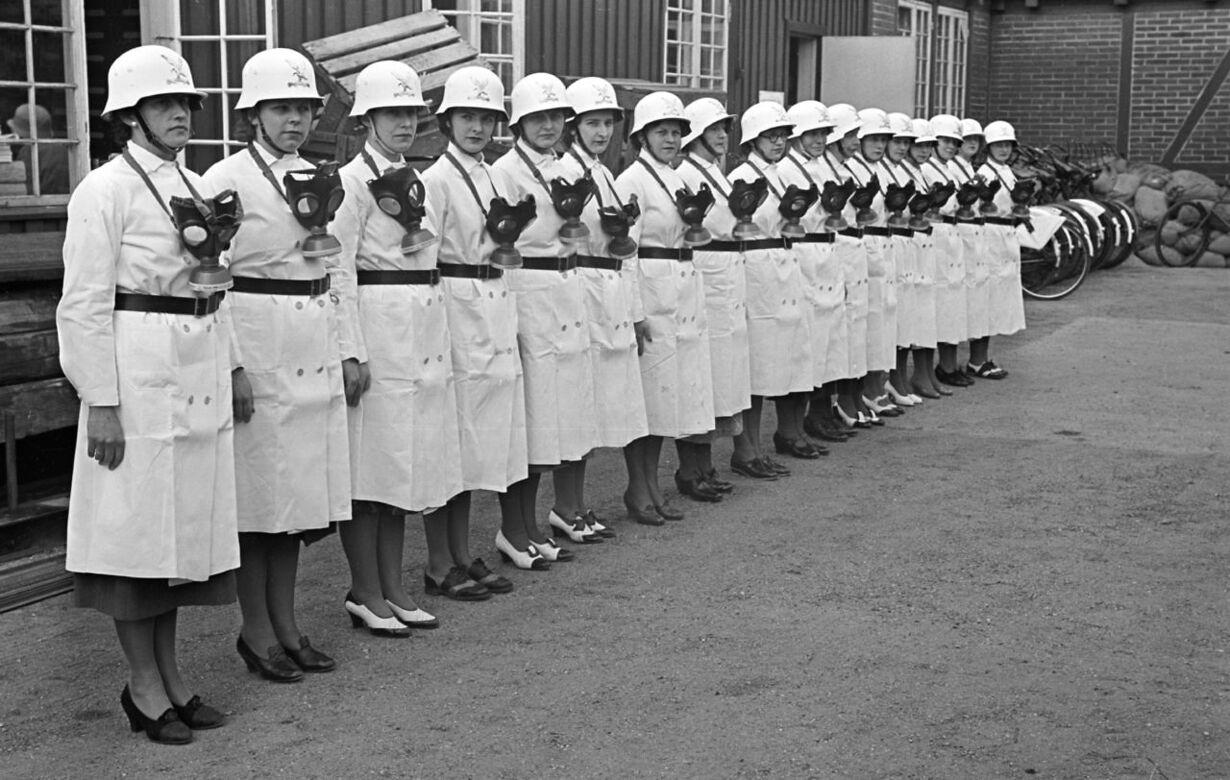 Falcks kvindelige redningskorps
