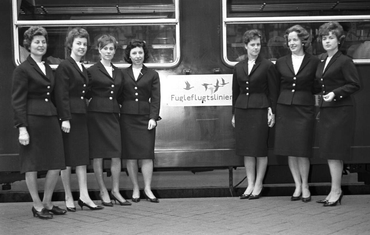 Færgeindvigelse 1955