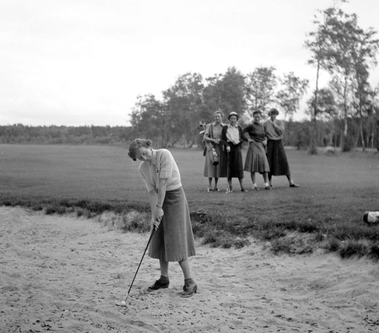 Golf dameklub