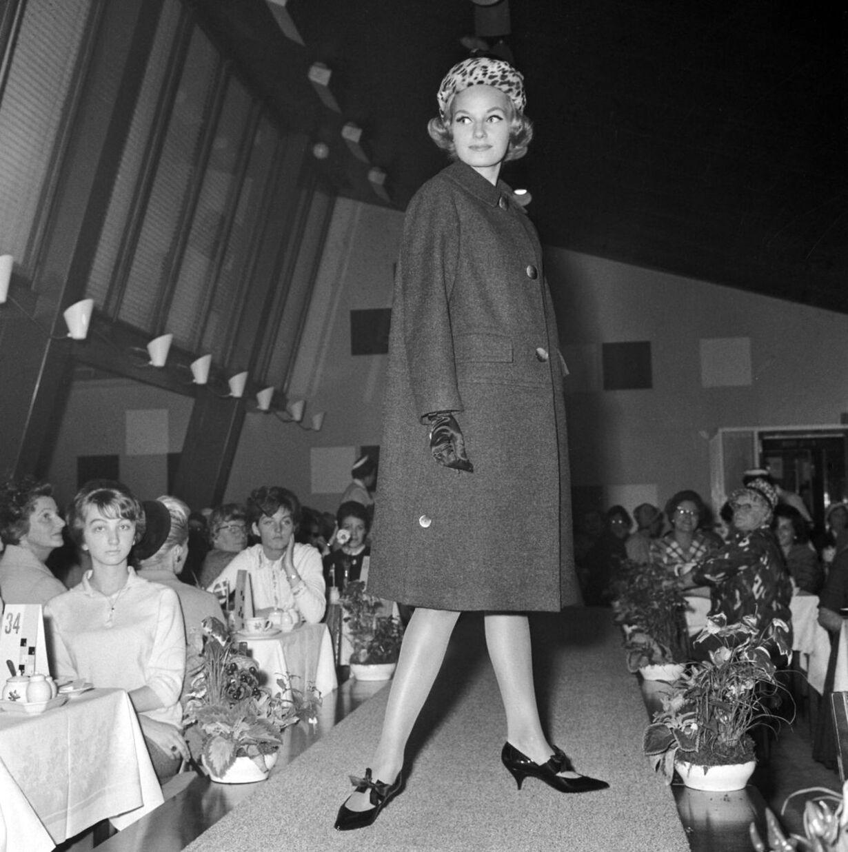 Modeshow 1961