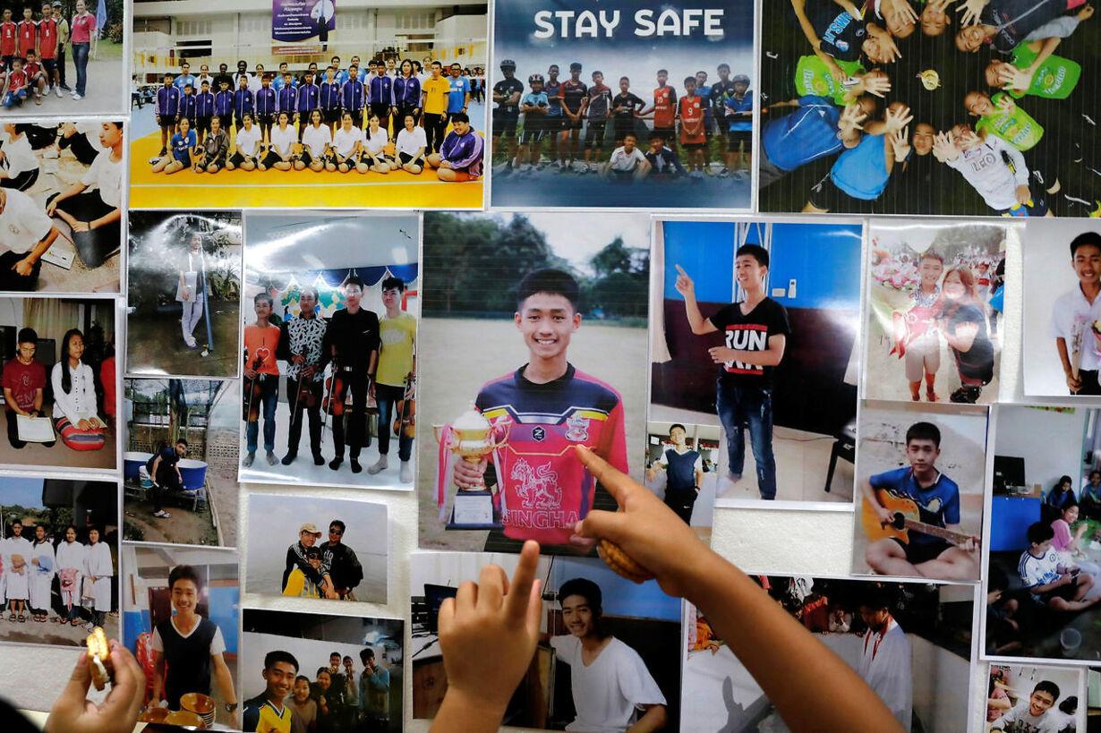 THAILAND-ACCIDENT/CAVE