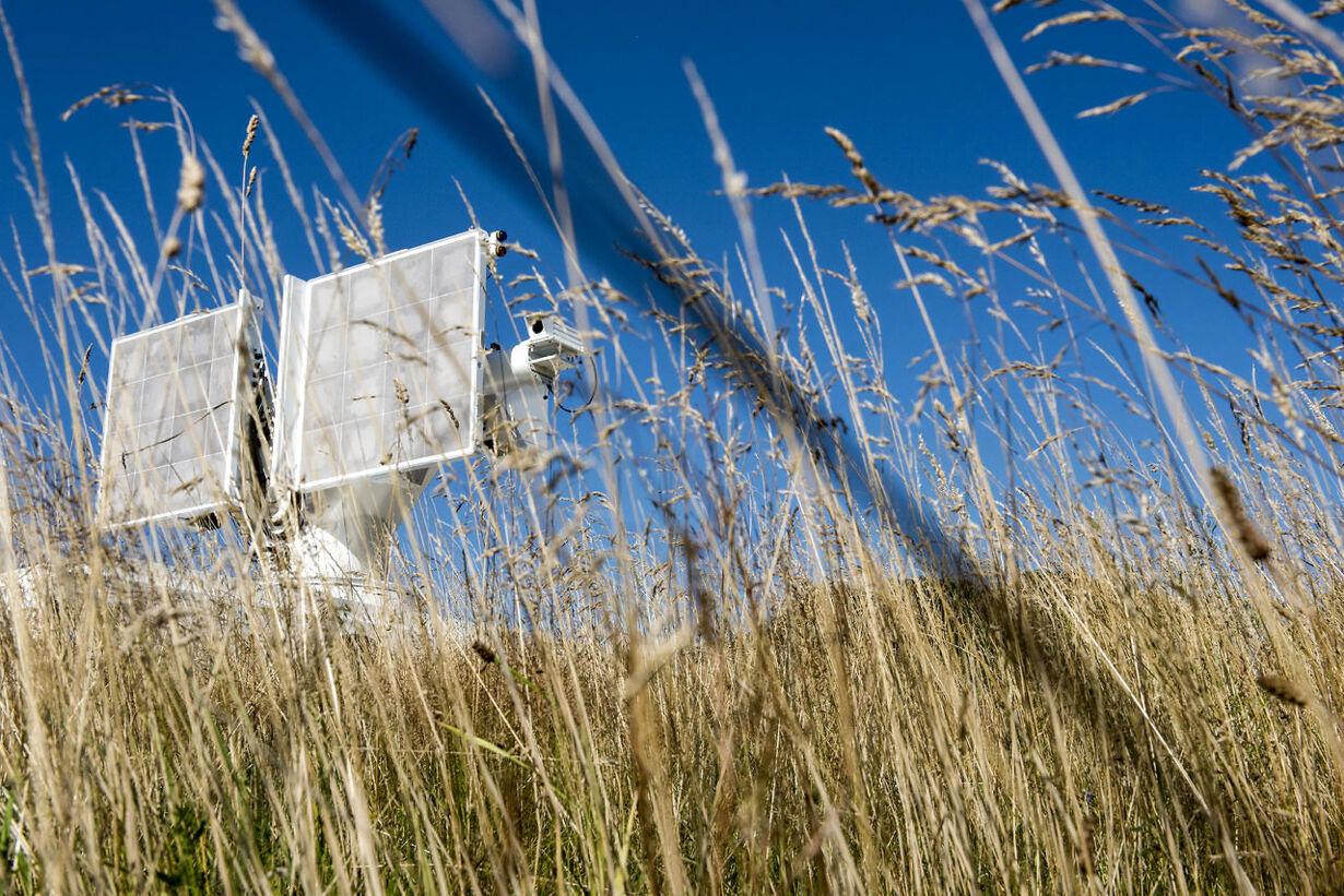 Radarproducenten Weibel