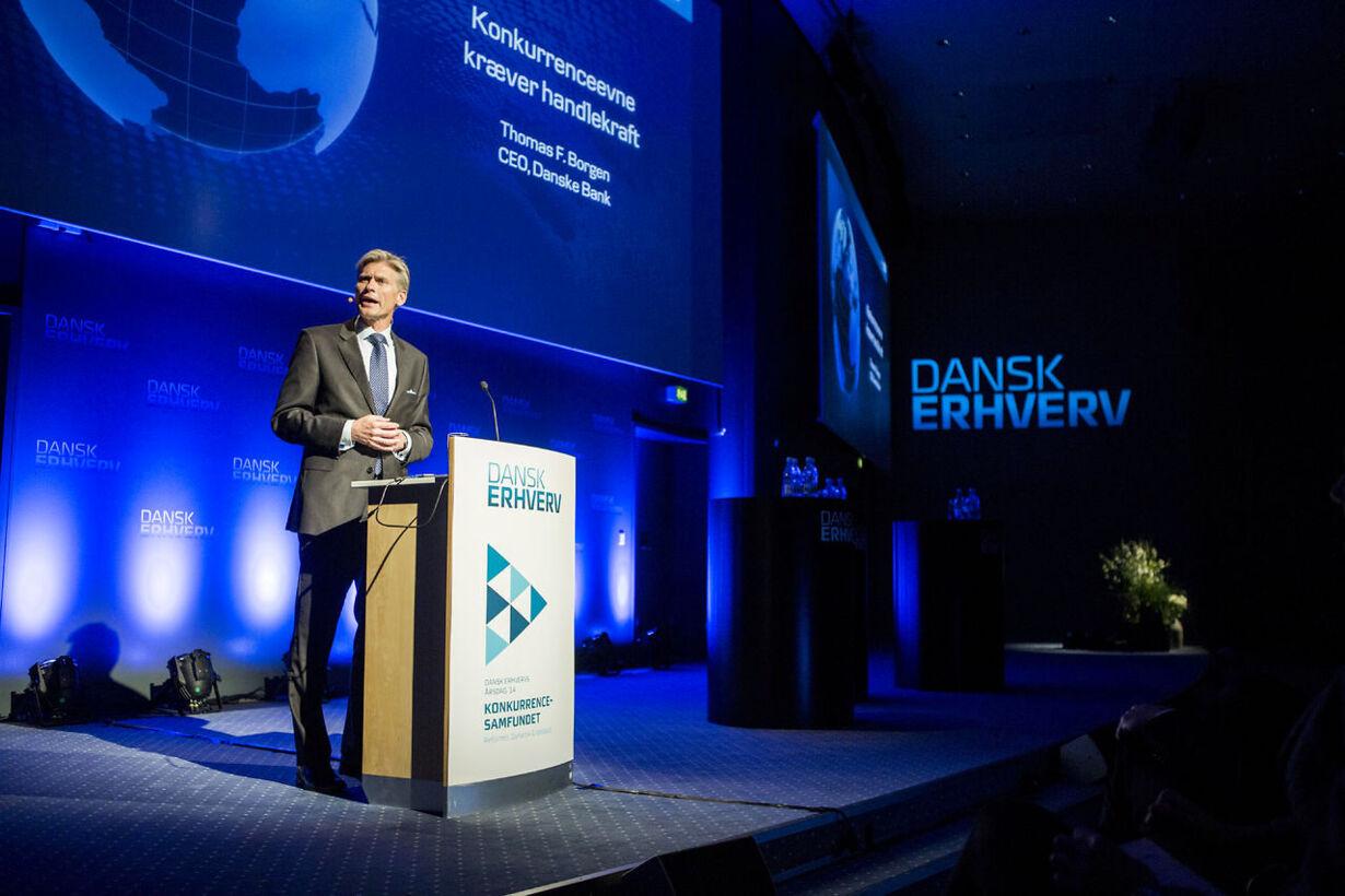 Danske Bank Thomas Borgen Norge