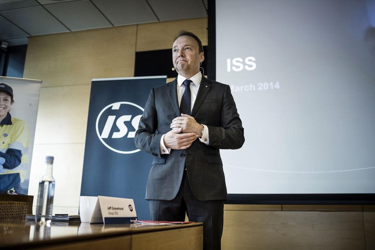ISS Jeff Gravenhorst Danmark