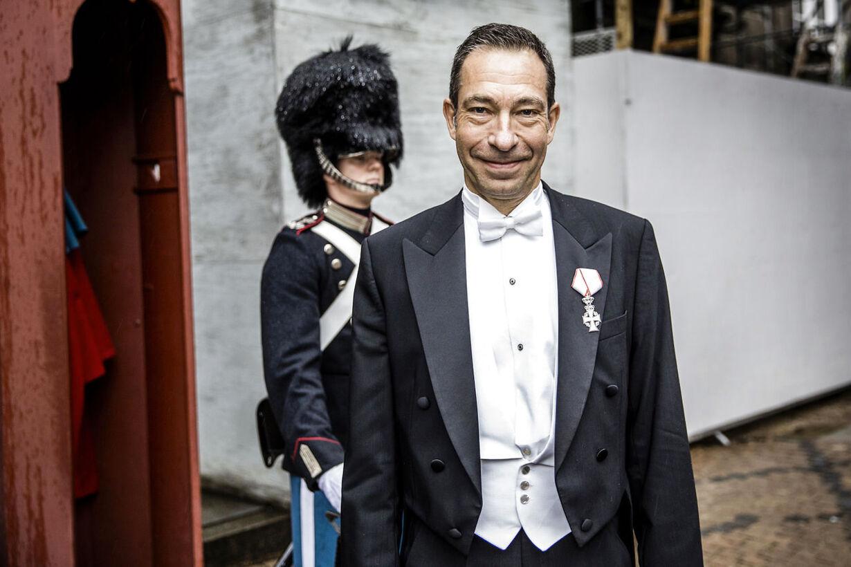 Pandora Anders Colding Friis Danmark Tiltræder i marts