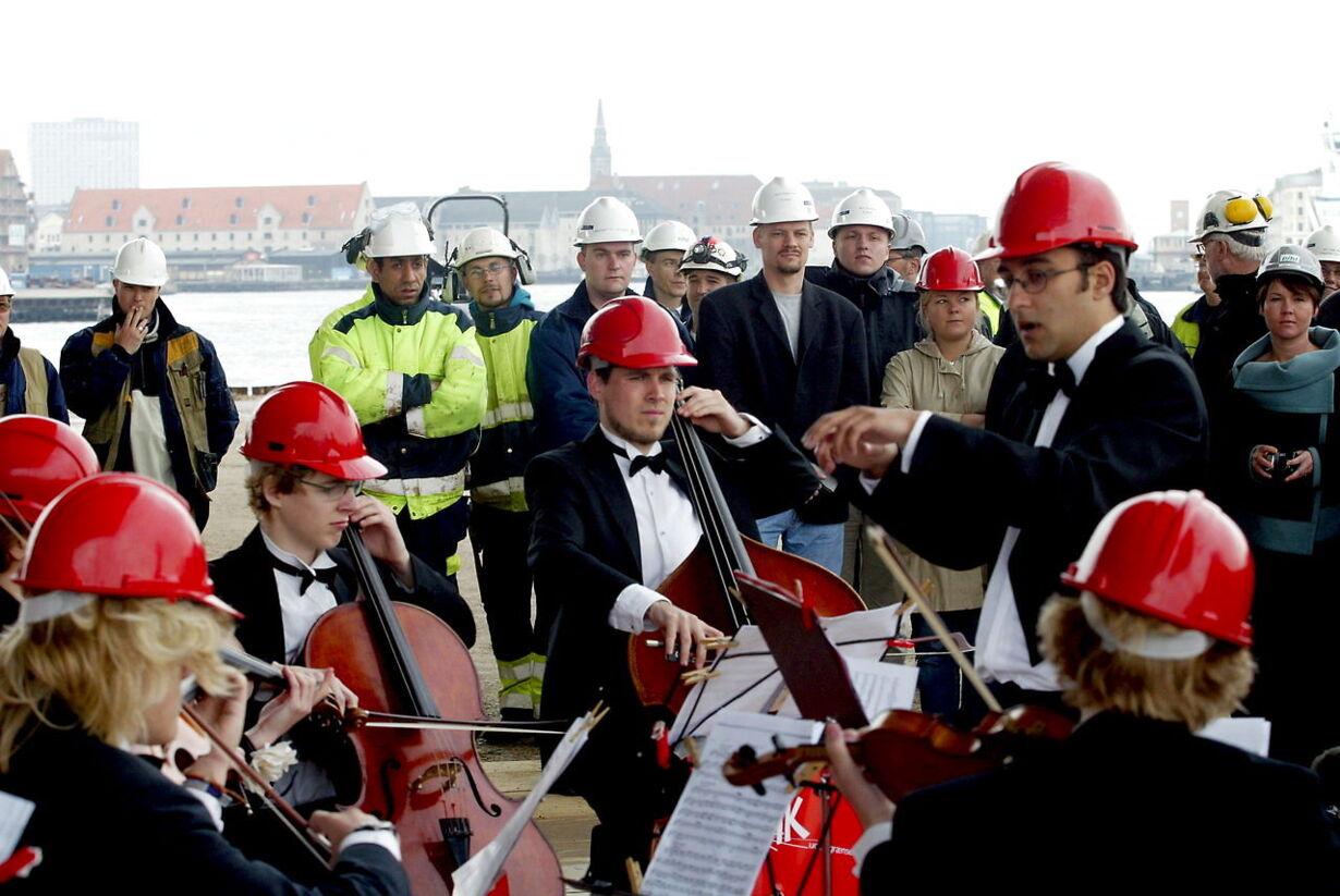 Se billederne: Operahuset fylder rundt