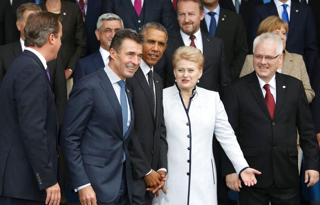 BRITAIN WALES NATO SUMMIT