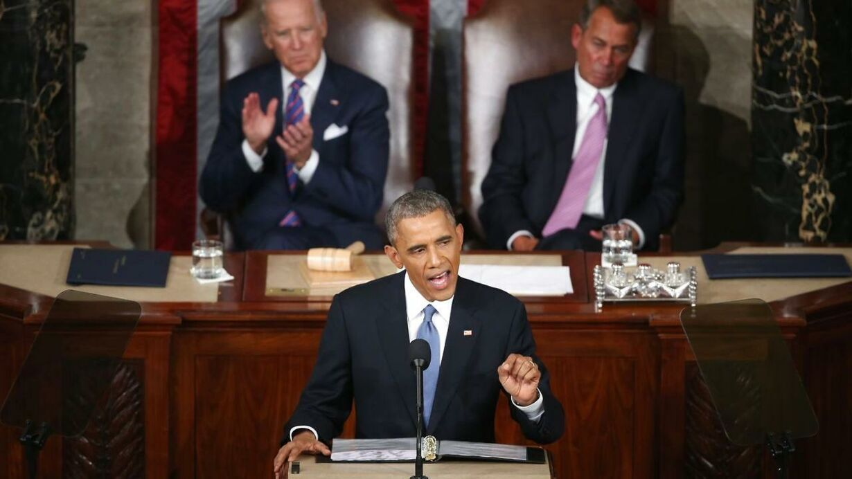 US-PRESIDENT-OBAMA-DELIVERS-STATE-OF-THE-UNION-ADDRESS