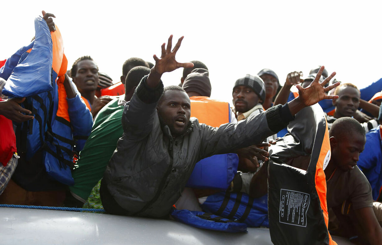 Bådflygtninge