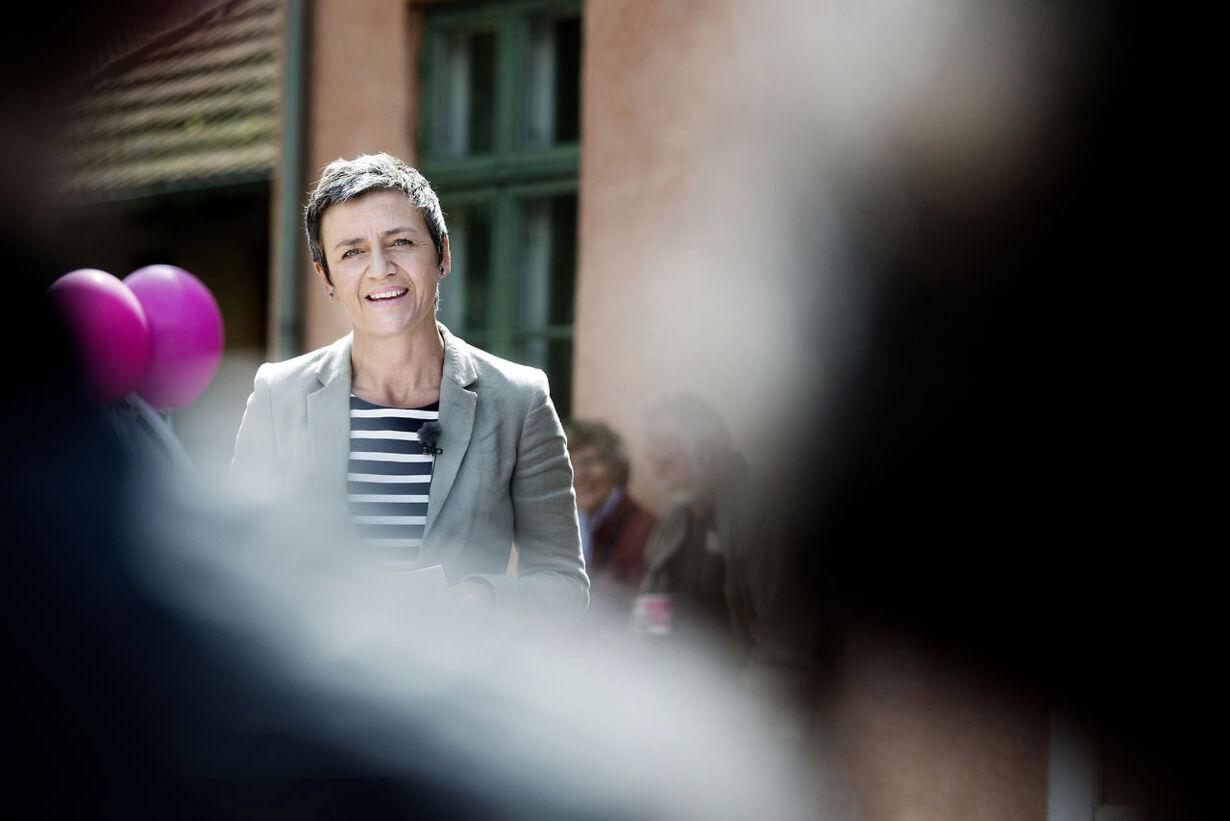 Margrethe Vestager grundlovstale