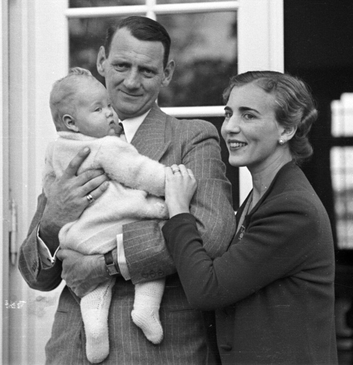 Margrethe 1940