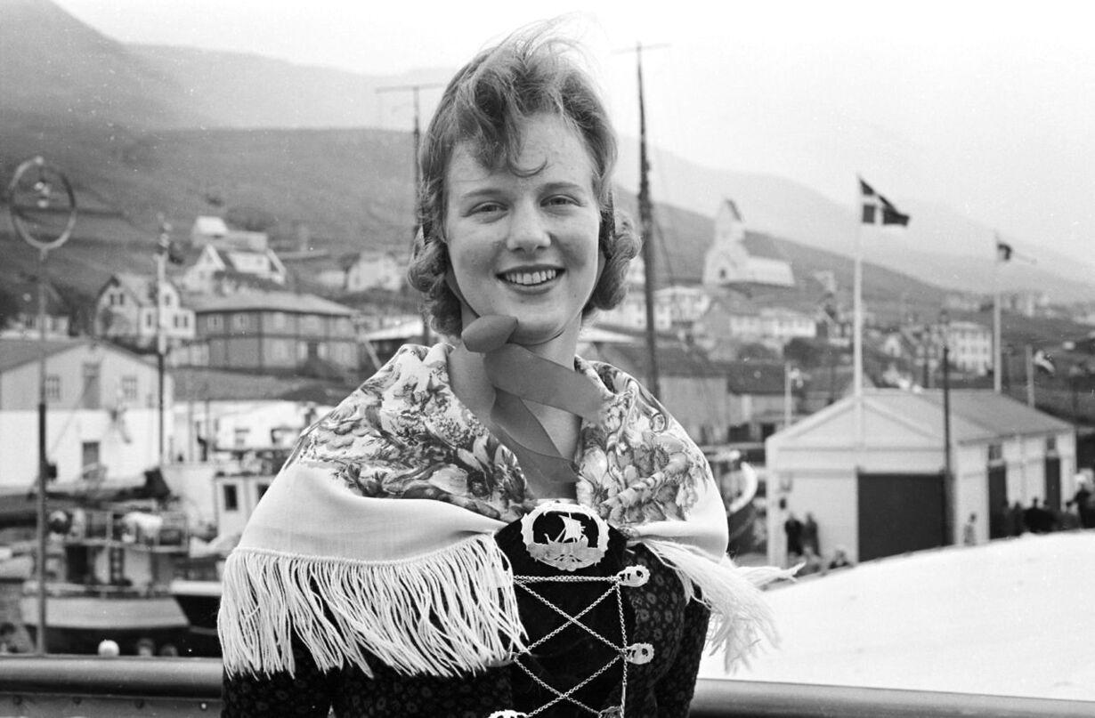 Margrethe  1963