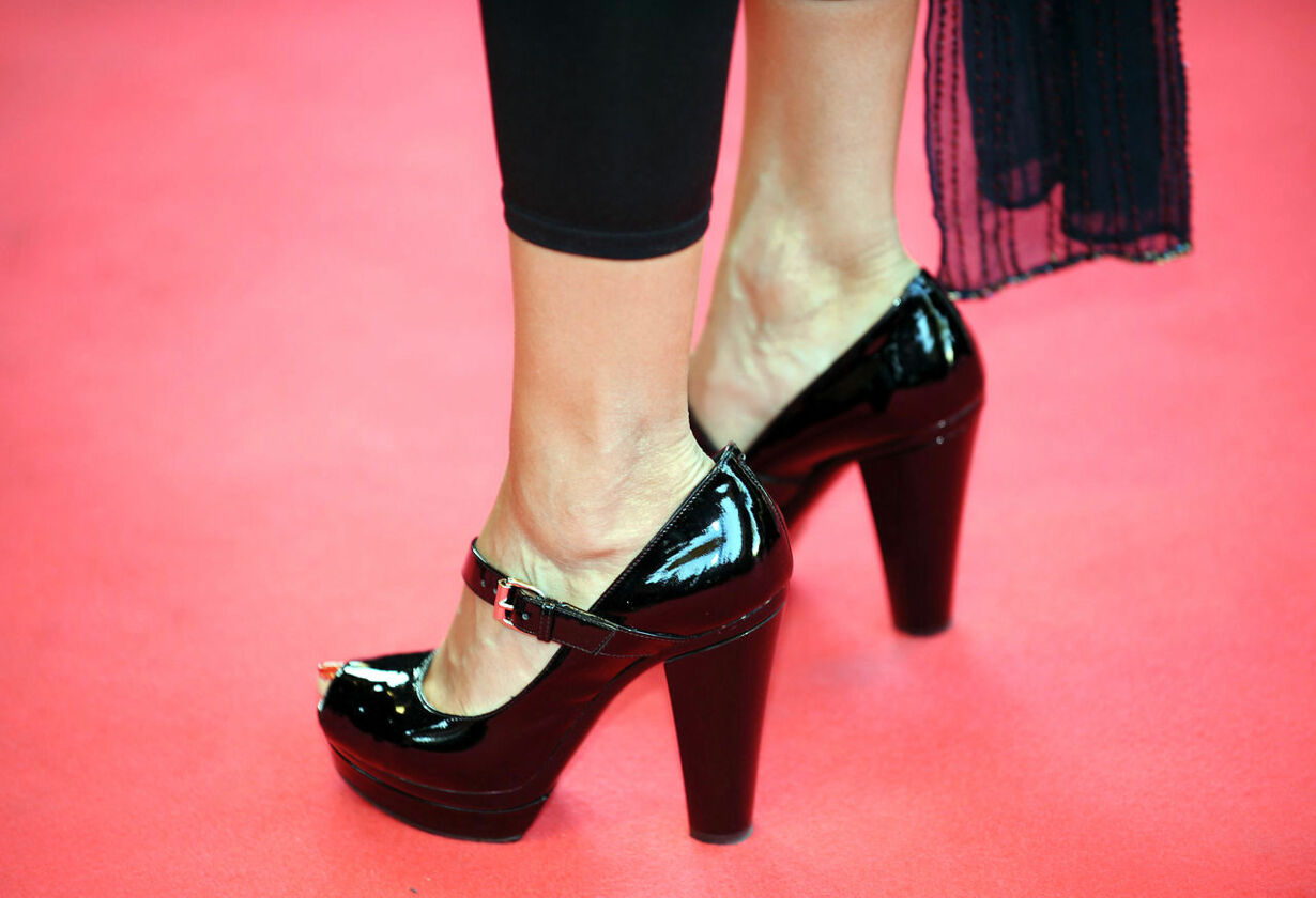 Drama i Cannes: Stig op i stiletterne eller bliv ude