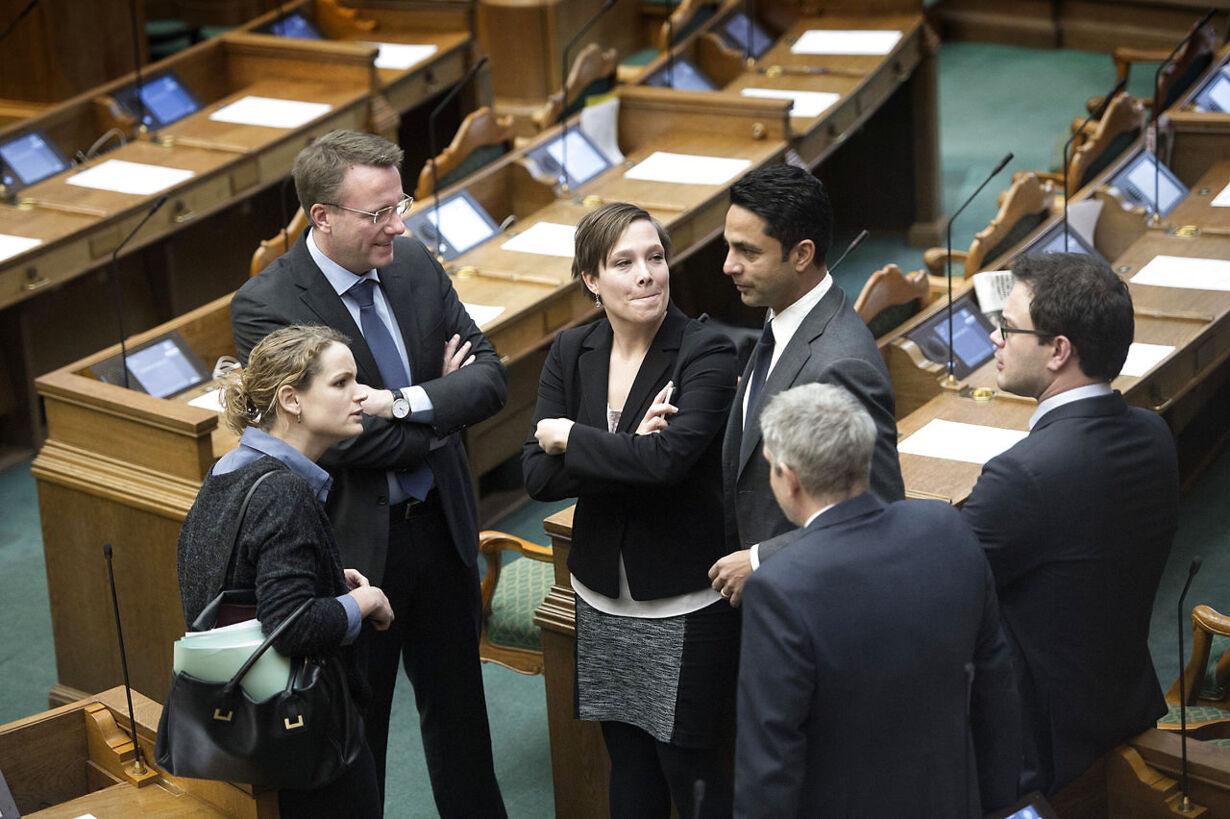 Astrid Krag skifter til Socialdemokraterne