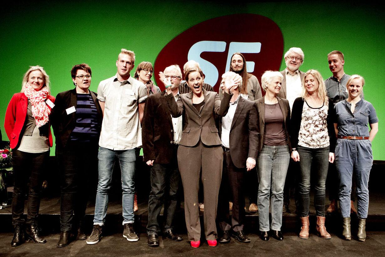 SF afholder ekstraordinært landsmøde