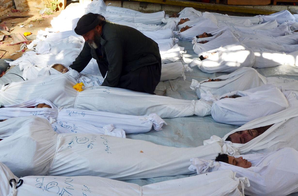 SYRIA-CRISIS/GAS