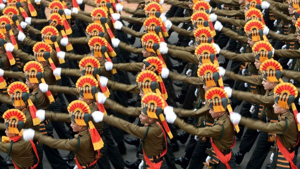 9. Indian Army