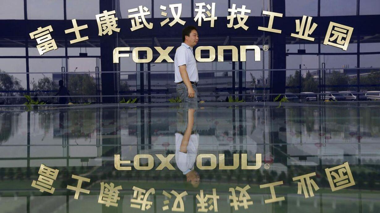 10. Foxconn