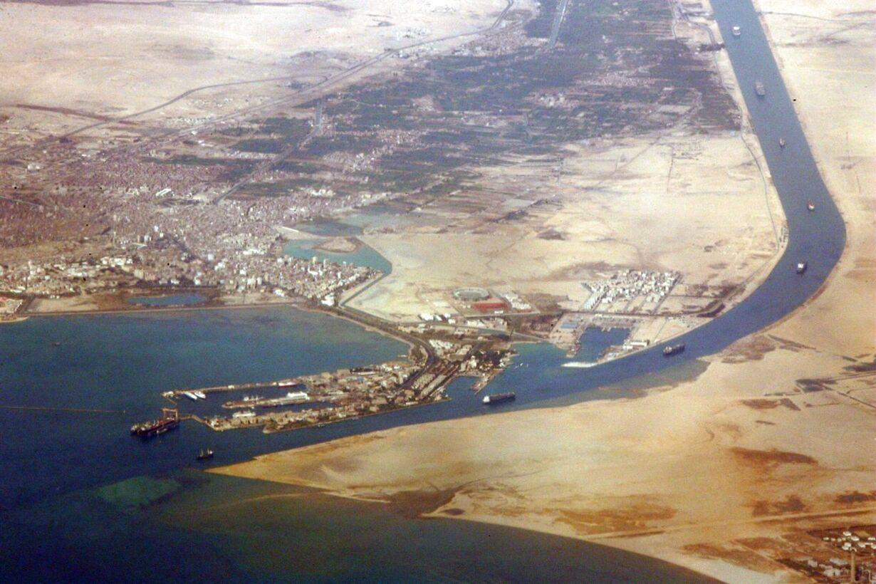 EGYPT-ECONOMY-SUEZ CANAL-FILES