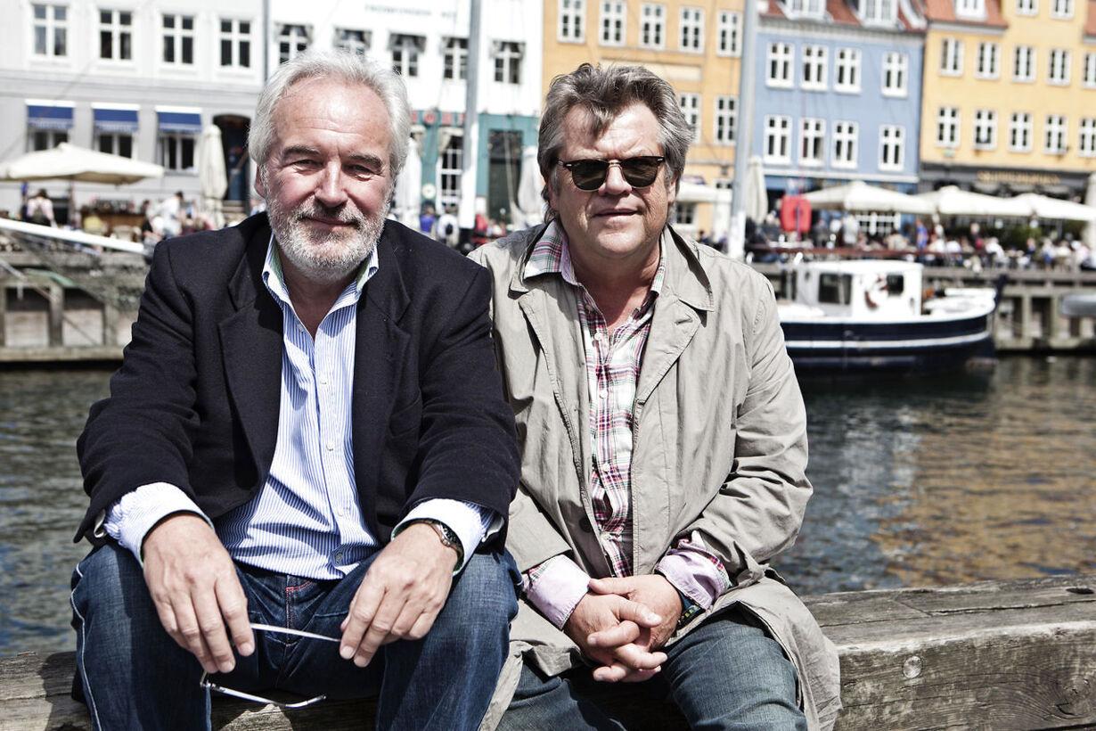 Brødrene Olsen.