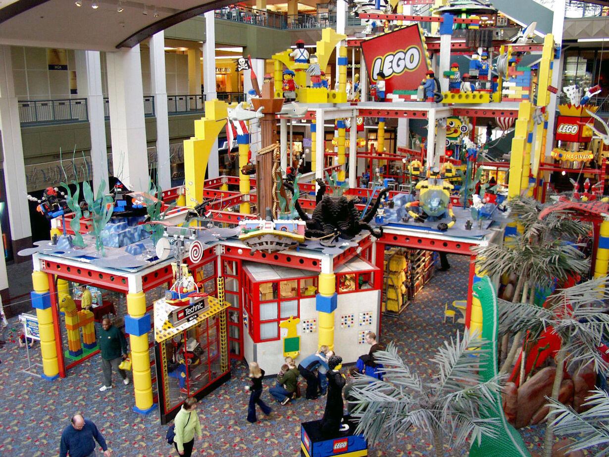Mall of America i Bloomington, Minnesota