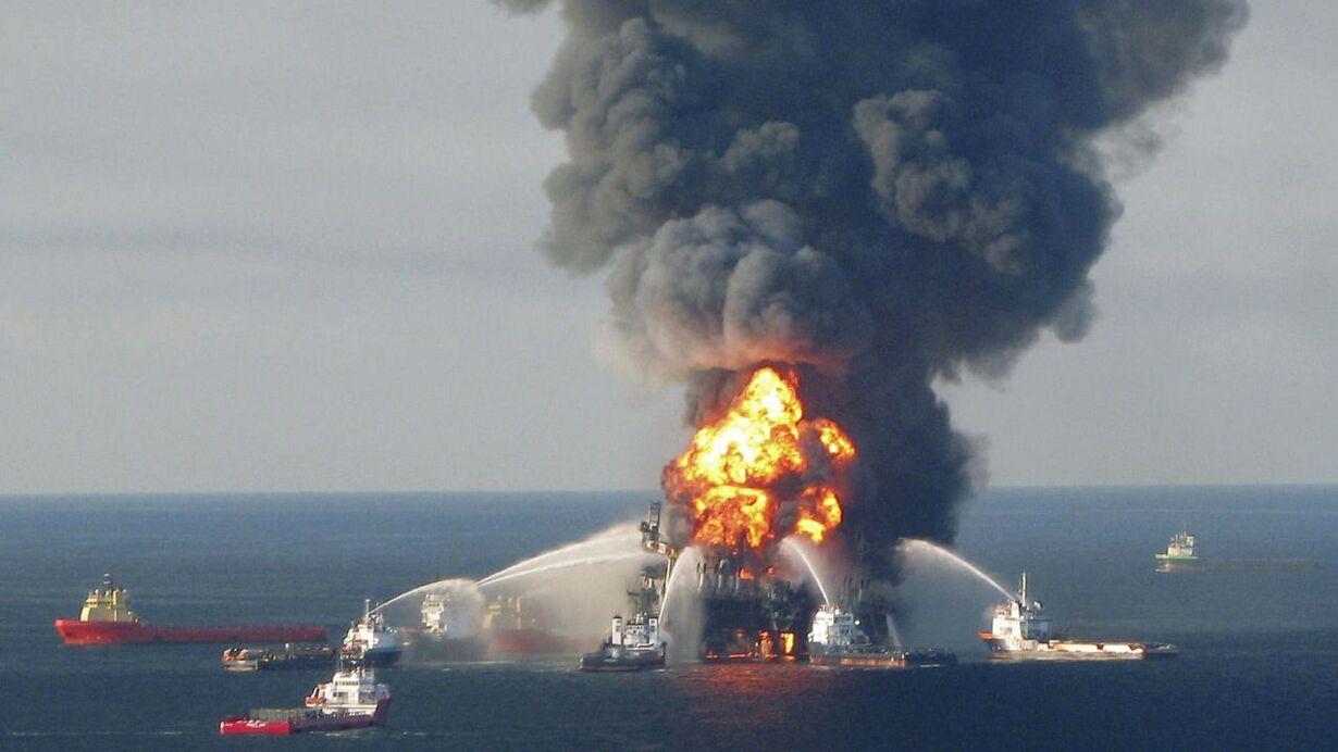 BP GULFMEXICO/RULING