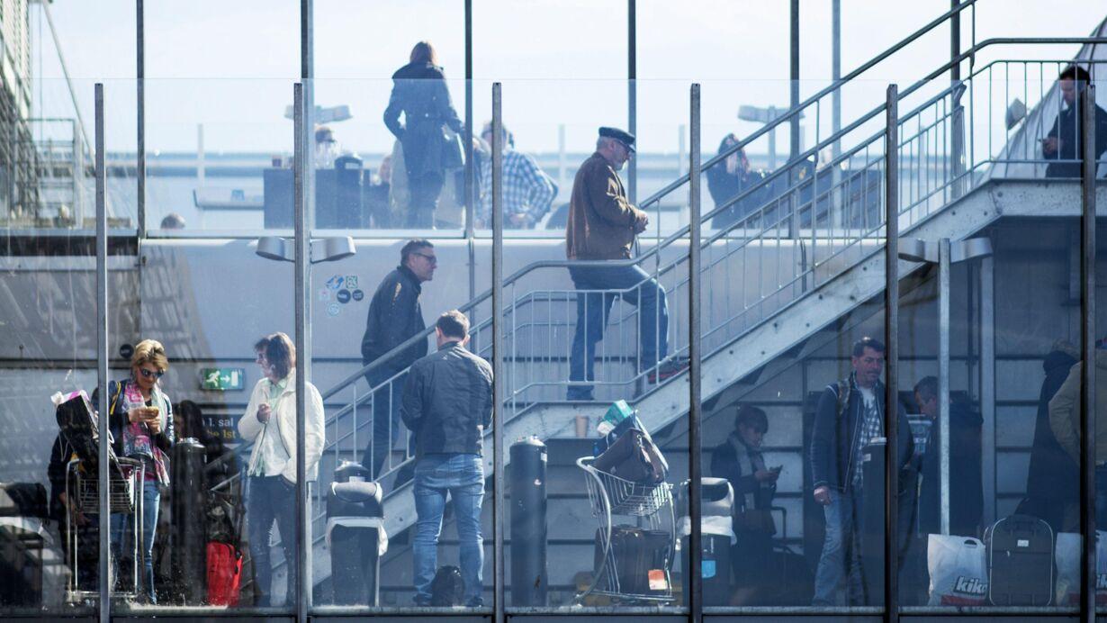 Billedreportage fra Københavns Lufthavn - 3