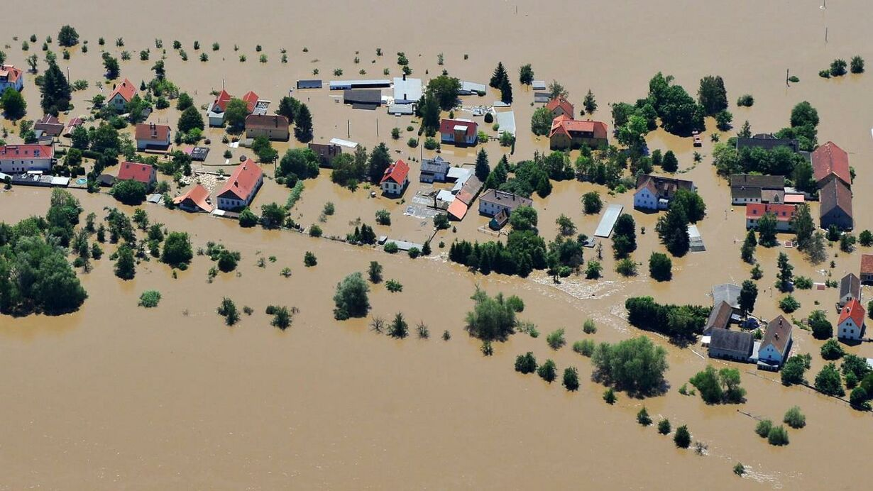 GERMANY WEATHER FLOODS